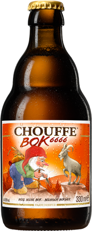 Petite bouteille pour CHOUFFE Bok