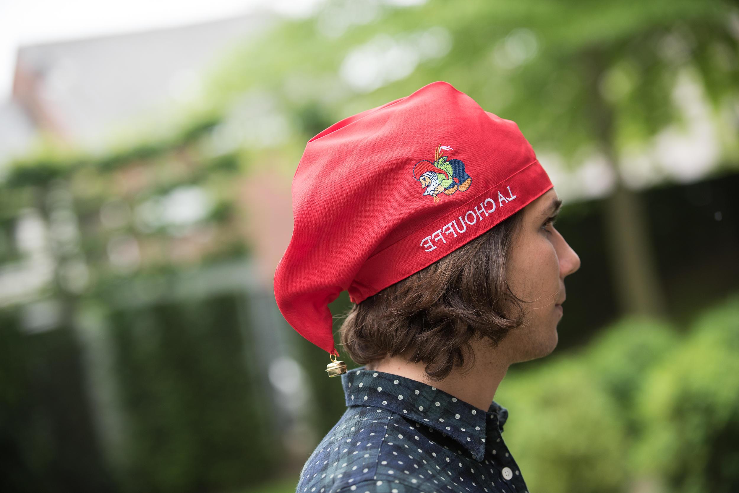 Enfile ton bonnet!