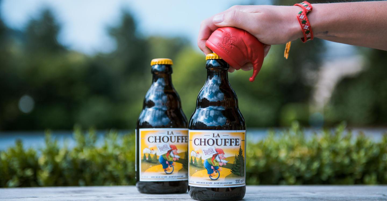 CHOUFFE, la bière des lutins brassée dans la Vallée des fées
