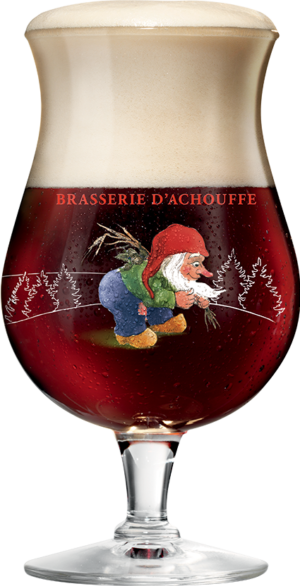 Verre pour N'ice Chouffe