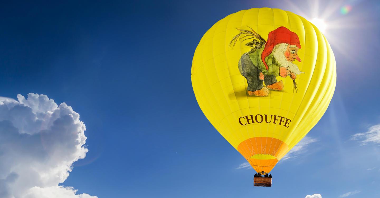 Un vol en montgolfière, ça vous CHOUFFE ?!