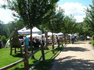 Achouffe, le village des artistes