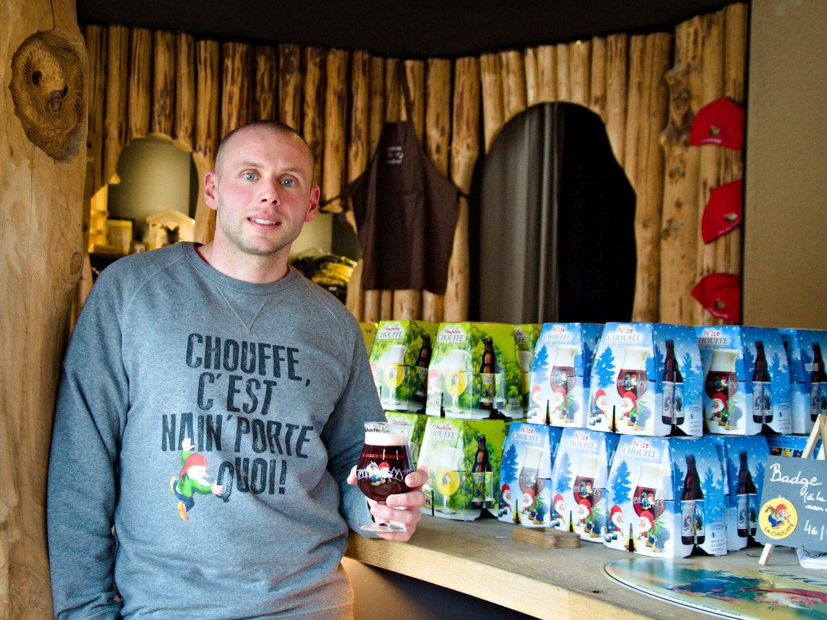 CHOUFFEFAN - Christof au CHOUFFE Shop