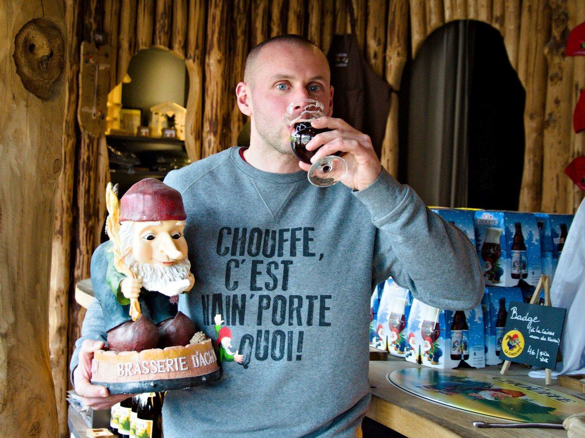 CHOUFFEFAN - Christof et Marcel au CHOUFFE Shop