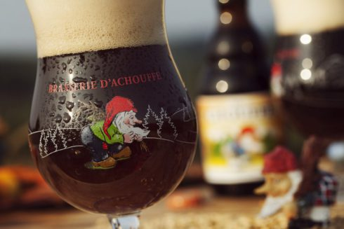 Mc CHOUFFE, la brune gourmande !