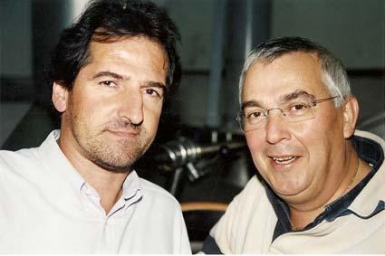 Pierre Gobron et Chris Bauweraerts ont créé la CHOUFFE et fondé la Brasserie d'Achouffe