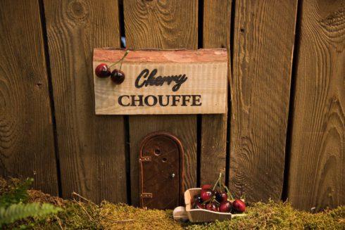 La douceur d'une Cherry CHOUFFE