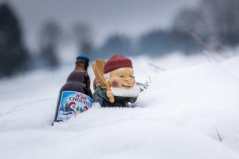 N'ice CHOUFFE, la plus douce des bières d'hiver