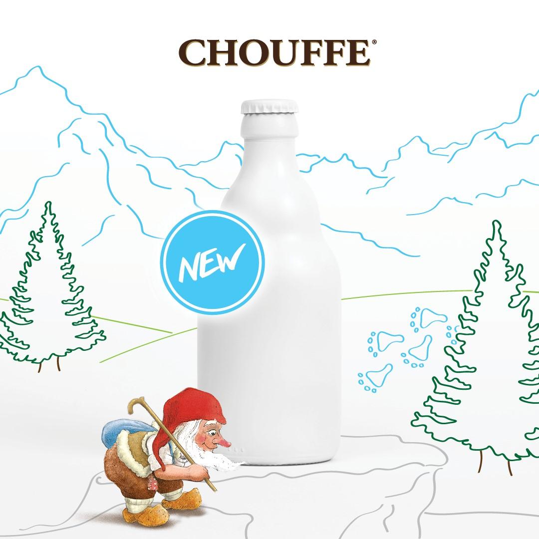 Une nouvelle Chouffe, ça vous Blanche ?